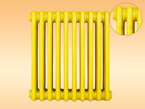 钢制柱式散热器金旗舰品牌 讲解钢制柱式优点