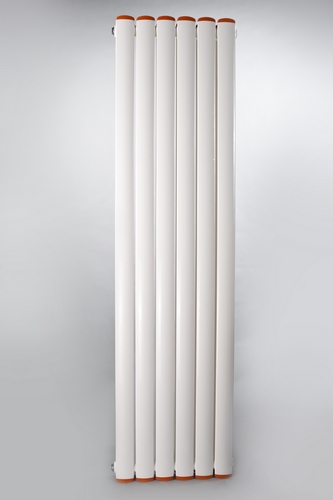 用专业打造品牌散热器公司 内腔无砂成铸铁散热器护身符