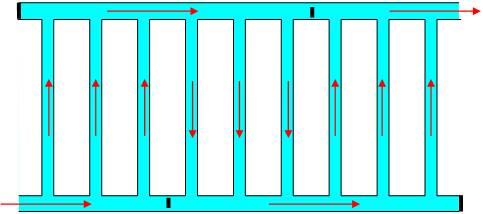 北方散热器原理